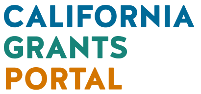 California Grants Portal